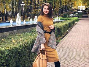 НОВИНКА — платье-водолазка в четырех оттенках + видео-обзор модели!. Ярмарка Мастеров - ручная работа, handmade.