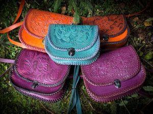 О пользе разноцветных сумок. Ярмарка Мастеров - ручная работа, handmade.