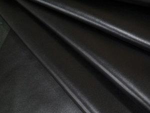 Акция! Наппа Черная 1,2-1,4 Мм. Ярмарка Мастеров - ручная работа, handmade.