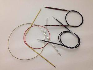 Тест-драйв спиц для вязания | Ярмарка Мастеров - ручная работа, handmade
