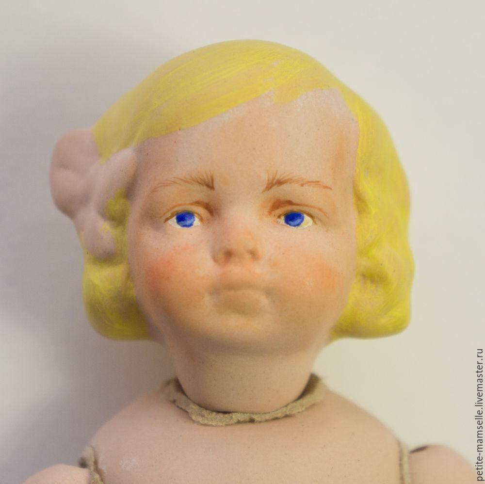 фарфоровая куклка