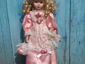 Аукцион на фарфоровые куклы. Ярмарка Мастеров - ручная работа, handmade.