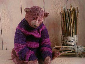 Скидка на медведя Букашку 15% | Ярмарка Мастеров - ручная работа, handmade