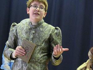 Театральный костюм. Камзол для принца. Ярмарка Мастеров - ручная работа, handmade.