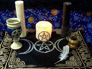 Свеча — как прямая связь с потусторонним миром. Ярмарка Мастеров - ручная работа, handmade.