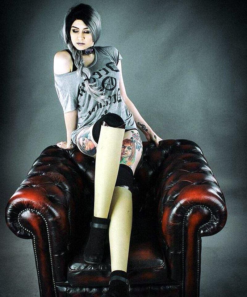 Необычные модели на подиумах и обложках. Страшно или красиво?