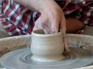 Видео: Гончарный круг. .. Ярмарка Мастеров - ручная работа, handmade.