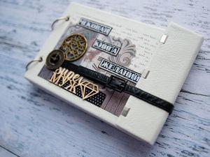 Чековая книга в подарок любимому мужу. Ярмарка Мастеров - ручная работа, handmade.
