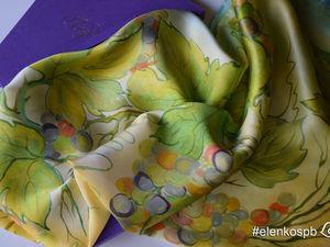 Новинка -  платок 7 дней по цене 2800 р. Ярмарка Мастеров - ручная работа, handmade.