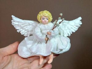 Ангел родился :-))). Ярмарка Мастеров - ручная работа, handmade.