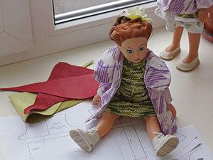 Рождение коллекции - от идеи до воплощения (и несколько советов по шитью на кукол) | Ярмарка Мастеров - ручная работа, handmade