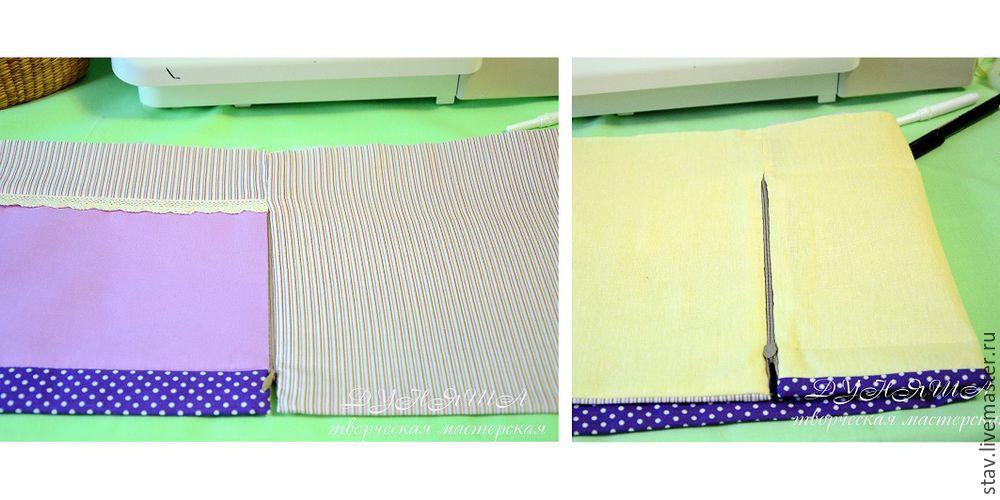 текстиль для дома, французский узелок