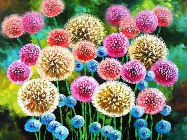 Ура, ура, моя картина - работа дня!!!!!! | Ярмарка Мастеров - ручная работа, handmade