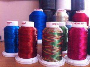 Выбираем нитки для машинной вышивки. Ярмарка Мастеров - ручная работа, handmade.