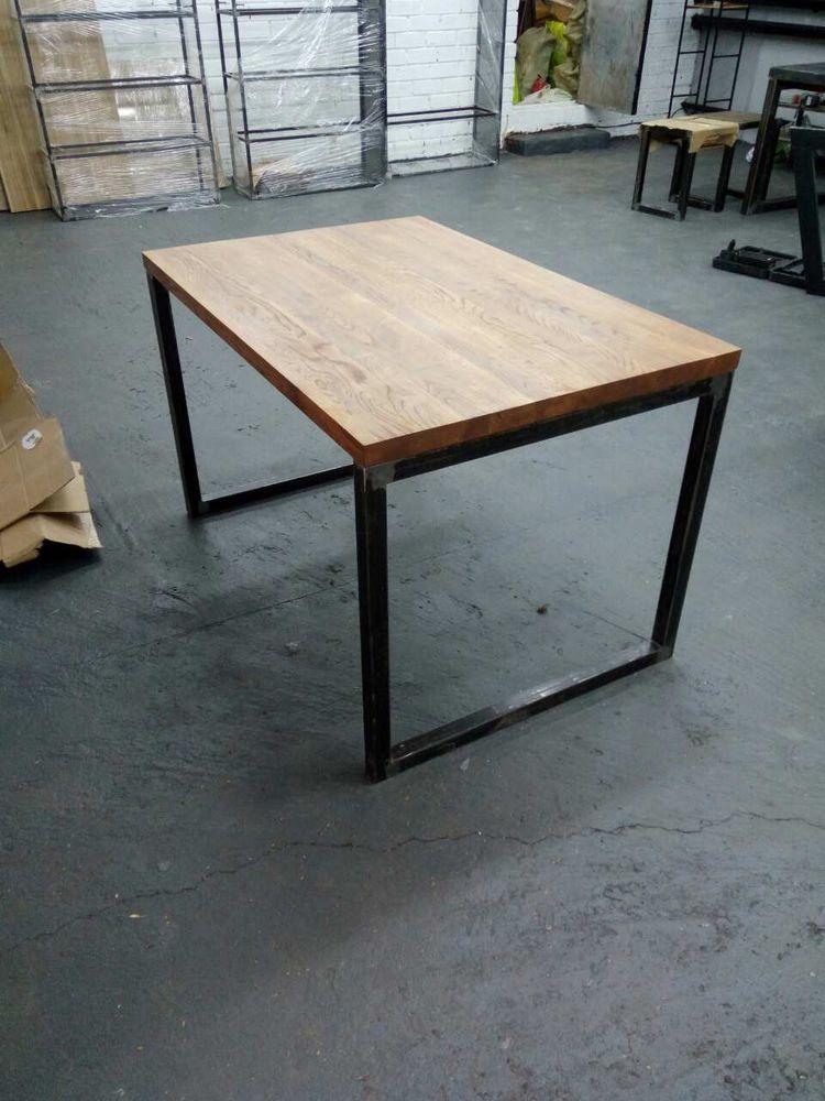 мебель в стиле лофт, лофт пространство, настоящий лофт