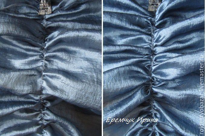 юбка с оборкам