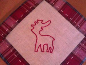 СКОРО НОВИНКА! Новогодние прихватки в скандинавском стиле. Ярмарка Мастеров - ручная работа, handmade.