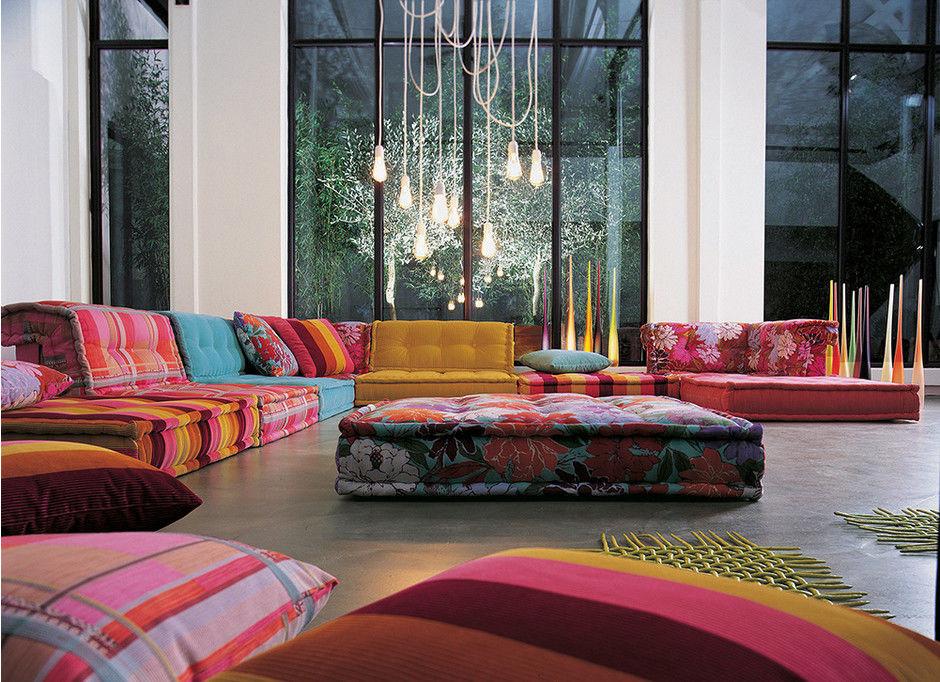 Сказка в марокканском стиле, или Модный бренд в дизайне интерьера, фото № 28