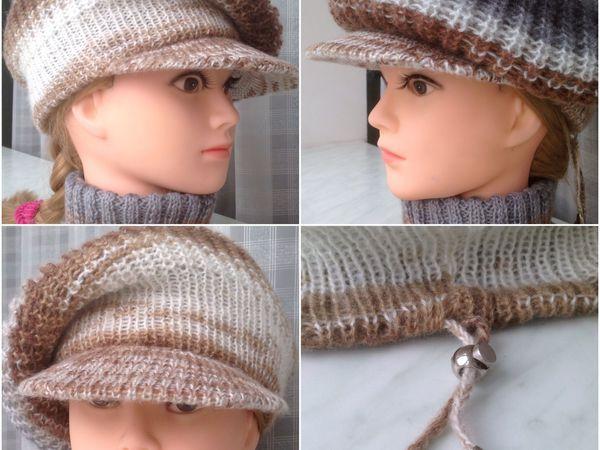 Принимаю заказы на кепки, шапки, шарфы.   Ярмарка Мастеров - ручная работа, handmade