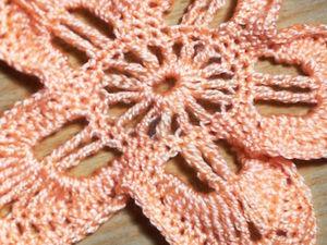 Вяжем крючком простой цветок-звезду: видео мастер-класс. Ярмарка Мастеров - ручная работа, handmade.