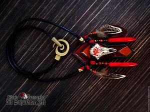 Большая распродажа необычных украшений   Ярмарка Мастеров - ручная работа, handmade