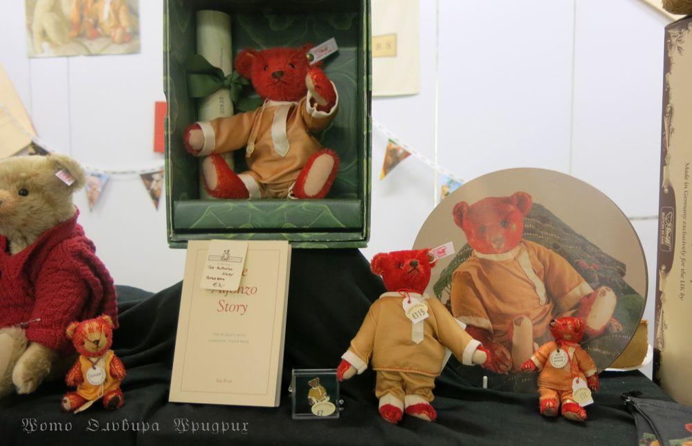 винтажные медведи