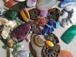 Много красивых камней. Ярмарка Мастеров - ручная работа, handmade.