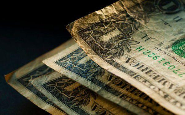 бумажные деньги, миллион ручной работы
