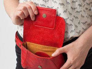 Два вида поясных сумочек Eshhemoda. Ярмарка Мастеров - ручная работа, handmade.