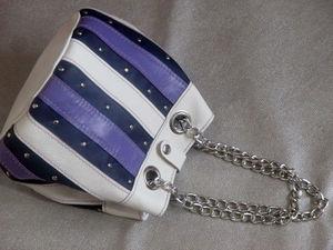 """Закрыт Аукцион с нуля на сумочку """"В стиле romantik"""". Ярмарка Мастеров - ручная работа, handmade."""