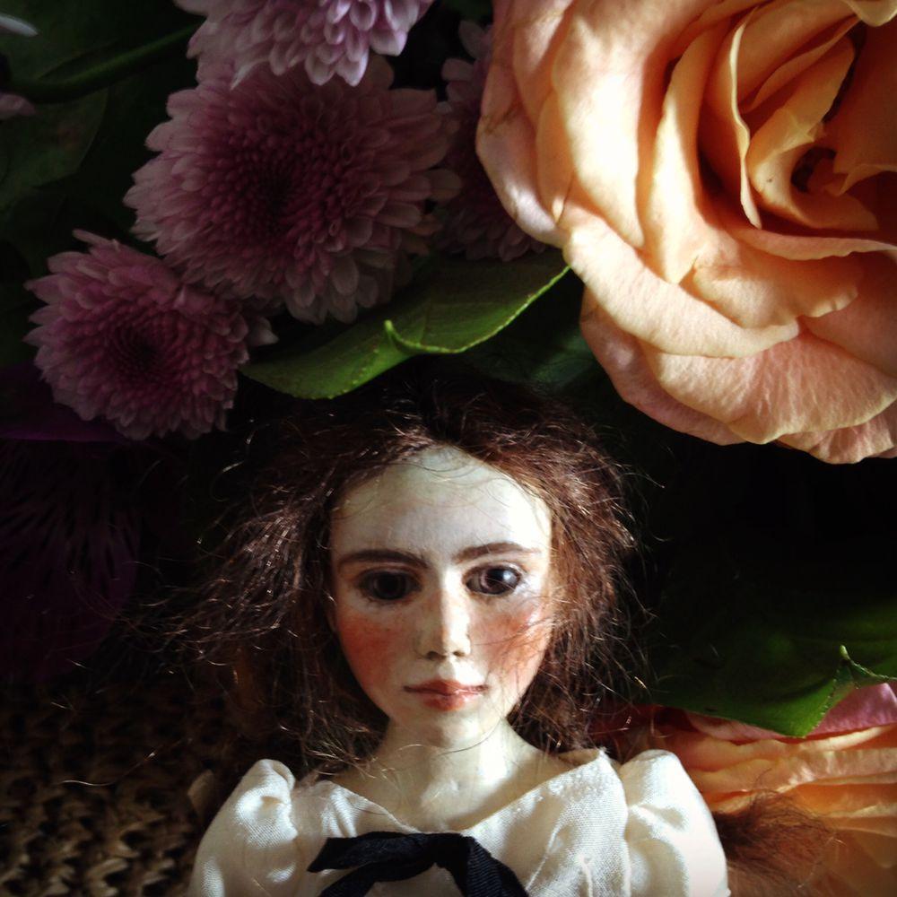 кукла, авторская кукла