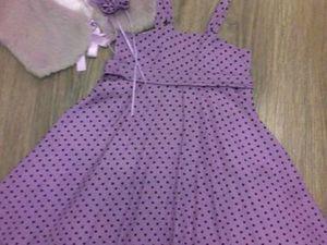 Распродажа детских платьев. Ярмарка Мастеров - ручная работа, handmade.