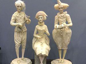 Выставка «Искусство куклы» 2016. Восторг | Ярмарка Мастеров - ручная работа, handmade