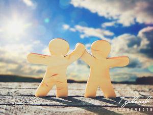 Эстафета дружбы Шире Круг | Ярмарка Мастеров - ручная работа, handmade