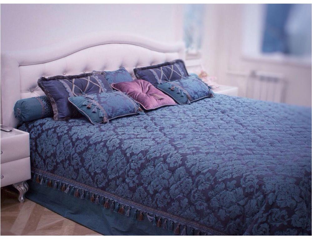 синий цвет, текстильный декор, вдохновение, тематическая неделя