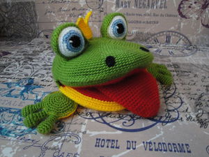 Лягушка для логопеда: вяжем развивающую игрушку. Ярмарка Мастеров - ручная работа, handmade.