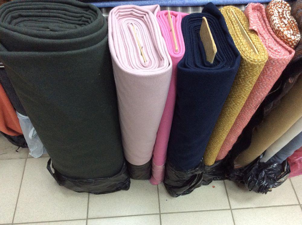 пошив одежды, в наличии
