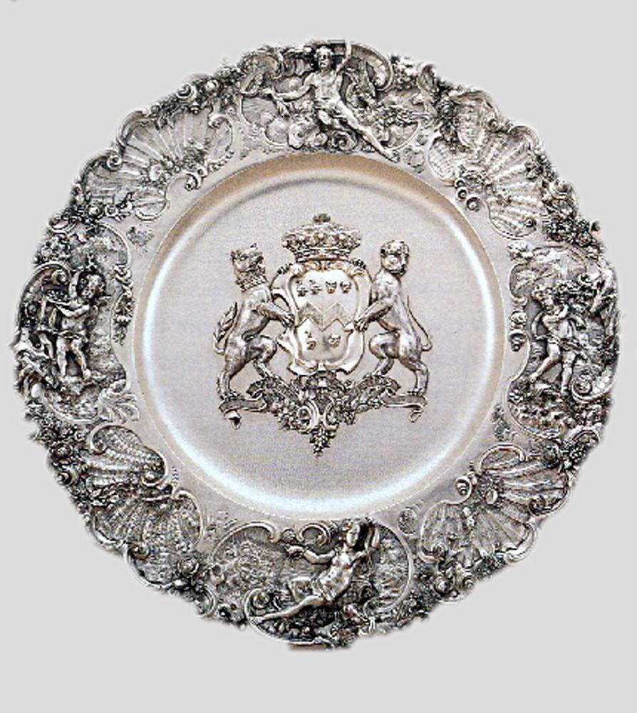 De Lamerie — самая роккокошная посуда в мире