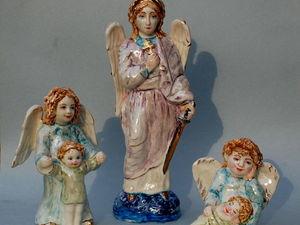 Ангелы в магазине!. Ярмарка Мастеров - ручная работа, handmade.