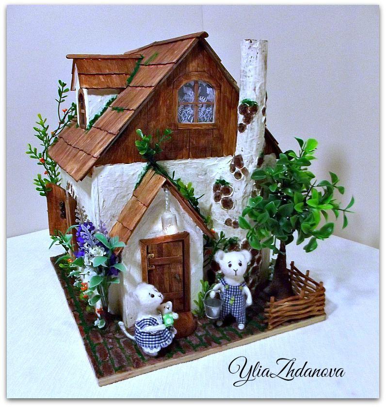 домик для мышек