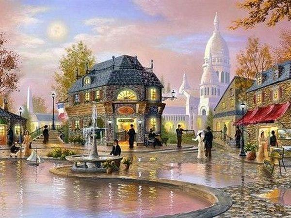 Сказочная магия картин художника Kenneth Shotwell | Ярмарка Мастеров - ручная работа, handmade