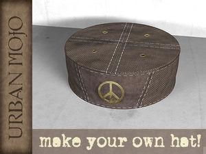 Африканские шапочки. 3D-моделирование!. Ярмарка Мастеров - ручная работа, handmade.