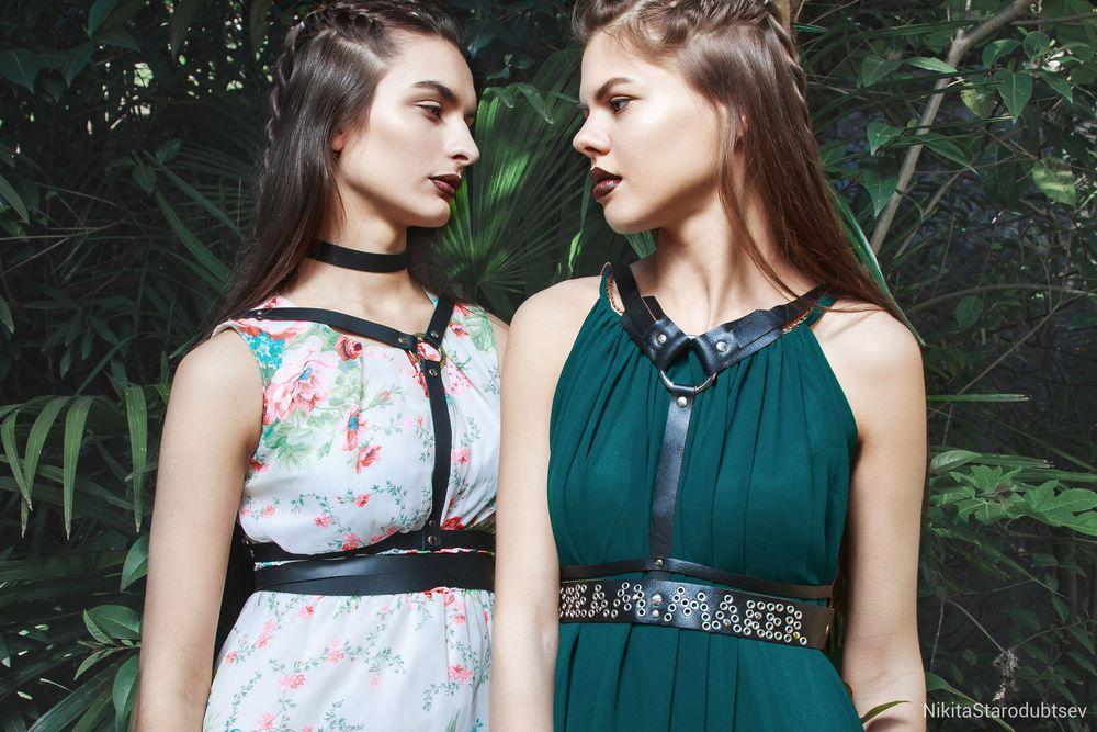 портупея, мода 2017, style