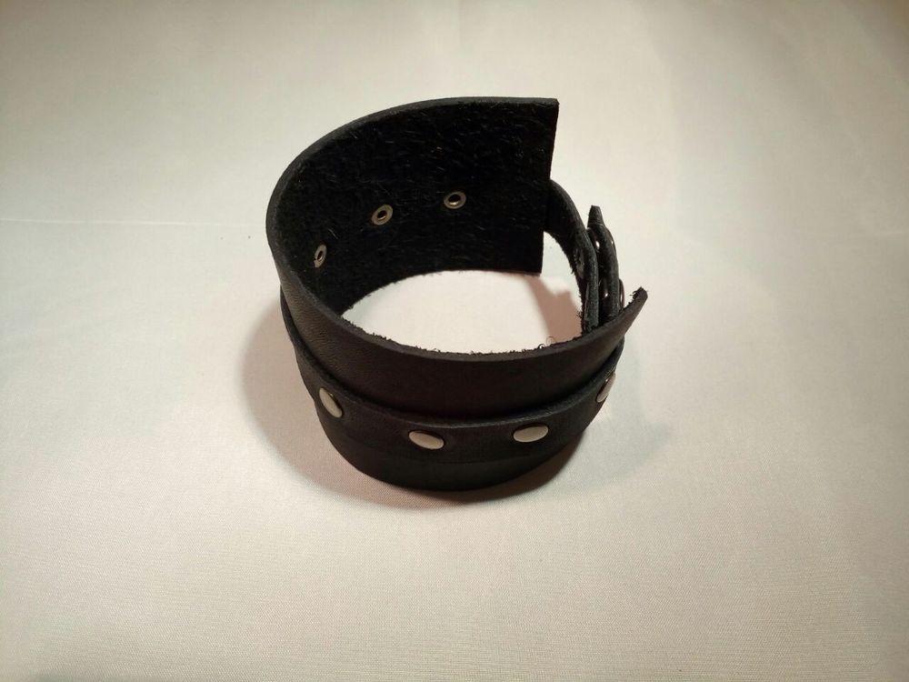 кожаный браслет, необычный браслет
