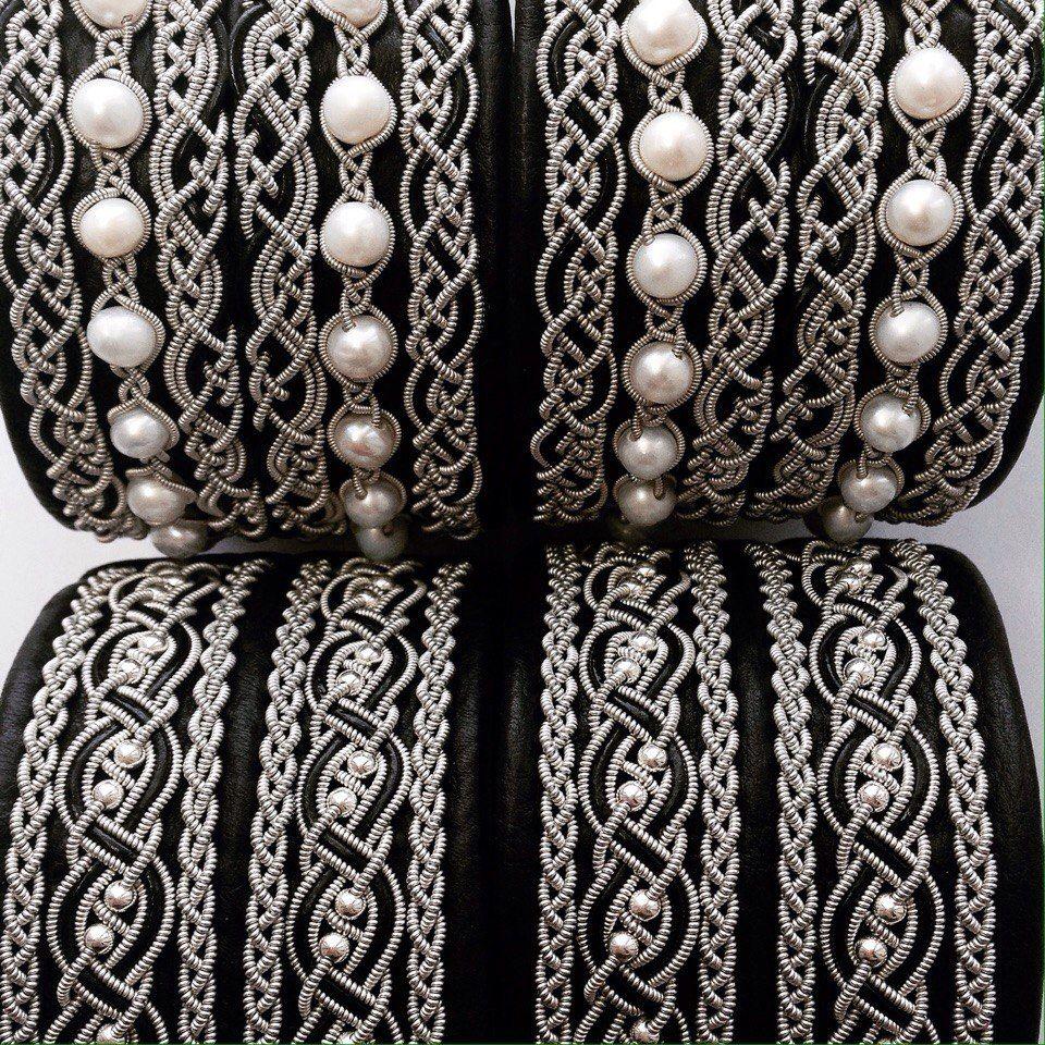 скандинавские браслеты, украшения, женский кожаный браслет, кельтика