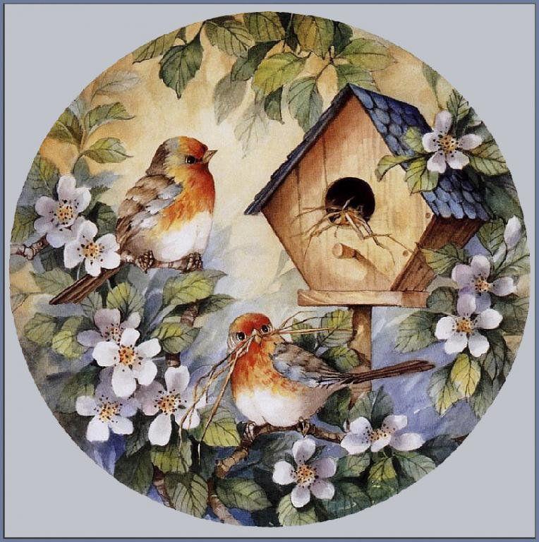 Ягоды картинках, открытки с птичками картинки