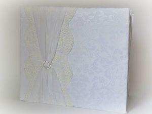 Видео обзор Свадебного альбома в наличии. Ярмарка Мастеров - ручная работа, handmade.