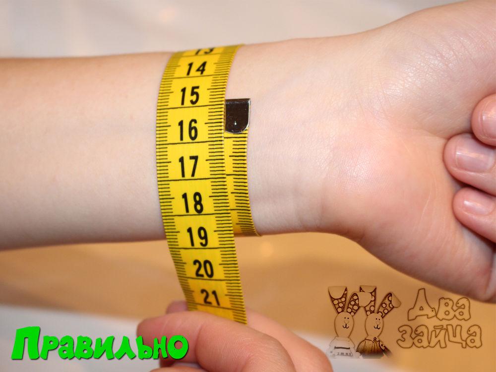 как измерить запястье, размер запястья, размер руки, измерить запястье, как, браслеты из камней