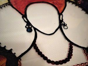 "Начата работа над витражом ""Елизавета"". Ярмарка Мастеров - ручная работа, handmade."