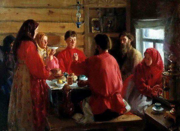 домочадцев день, народный календарь